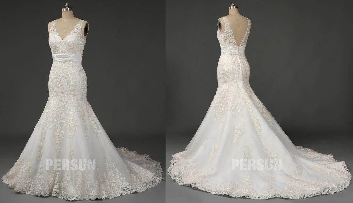 Meilleurs styles de robe de mariée en plein air