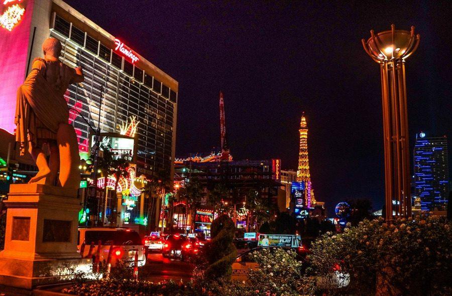 Visiter Las-Vegas et participez à des shows hors du commun