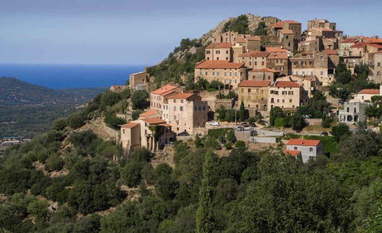 Visiter la Corse pour la première fois